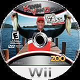 Kevin Van Dam's Big Bass Challenge Wii disc (SKVE20)