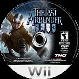 The Last Airbender Wii disc (SLAE78)