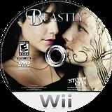 Beastly Wii disc (SLYESZ)