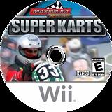 Maximum Racing: Super Karts Wii disc (SN6EYG)
