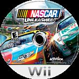 NASCAR Unleashed Wii disc (SNRE52)