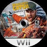 Deadliest Catch:Sea of Chaos Wii disc (SOCE4Z)