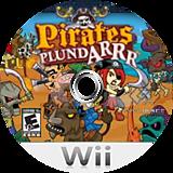 Pirates Plund-Arrr Wii disc (SPAE5G)