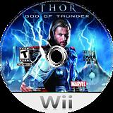 THOR:God of Thunder Wii disc (STHE8P)