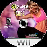 Zumba Fitness Core Wii disc (SU6E5G)