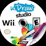 uDraw Studio Wii disc (SUWE78)