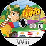 El Chavo Wii disc (SVOEWW)