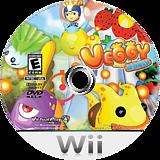 Veggy World Wii disc (SVWEQH)