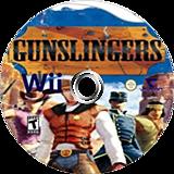 Gunslingers Wii disc (SW7EVN)