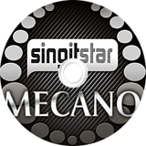 SingItStar Mecano CUSTOM disc (SGI1MC)