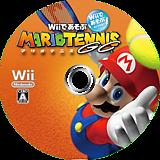 Wiiであそぶ マリオテニスGC Wii disc (RMAJ01)