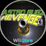 Astro Bugz Revenge WiiWare disc (WATE)