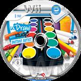 uDraw Studio:Instant Artist Wii disc (SUUP78)