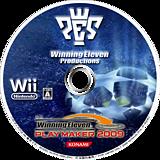 ウイニングイレブン プレーメーカー 2009 Wii disc (R2WJA4)