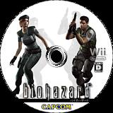 バイオハザード Wii disc (RE4J08)