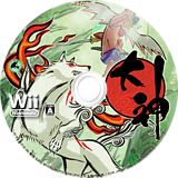 大神 Wii disc (ROWJ08)