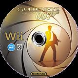 ゴールデンアイ 007 Wii disc (SJBJ01)
