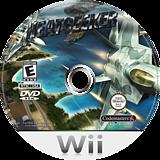 Heatseeker Wii disc (RHSE36)