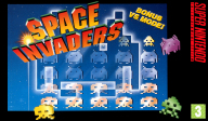 Space Invaders -The Original Game VC-SNES cover (JCKP)