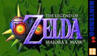 The Legend of Zelda: Majora's Mask VC-N64 cover (NARP)