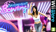 Midnight Bowling WiiWare cover (WB8P)