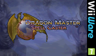 Dragon Master Spell Caster WiiWare cover (WDSP)