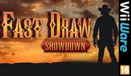 Fast Draw Showdown WiiWare cover (WFAP)