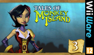 Tales of Monkey Island Chapter 3: Lair of the Leviathan WiiWare cover (WIEP)