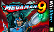Mega Man 9 WiiWare cover (WR9P)