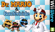 Dr. Mario & Bactericide pochette WiiWare (WDMP)