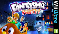 Fantasma Party WiiWare cover (WHUP)