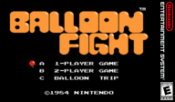 Balloon Fight VC-NES cover (FCPE)
