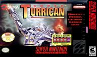Super Turrican VC-SNES cover (JBTE)