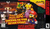 Super Mario RPG: Legend of the Seven Stars VC-SNES cover (JCBE)