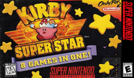 Kirby Super Star VC-SNES cover (JCCE)