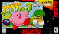 Kirby's Dream Land 3 VC-SNES cover (JCDE)