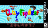 Clay Fighter VC-MD cover (MCTE)