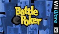 Battle Poker WiiWare cover (W8XE)