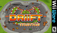 Driift Mania WiiWare cover (WDOE)