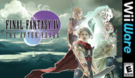 Final Fantasy IV: The After Years WiiWare cover (WF4E)