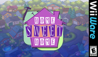 Home Sweet Home WiiWare cover (WH3E)