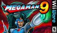 Mega Man 9 WiiWare cover (WR9E)