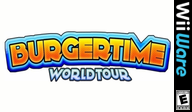 BurgerTime World Tour WiiWare cover (WWTE)