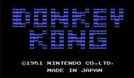 Donkey Kong VC-NES cover (FAAP)