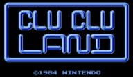 Clu Clu Land VC-NES cover (FESP)
