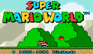 Super Mario World VC-SNES cover (JAAP)