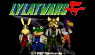 Lylat Wars VC-N64 cover (NADP)