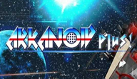 Arkanoid Plus! WiiWare cover (WBKP)