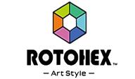 Art Style: ROTOHEX WiiWare cover (WDHP)