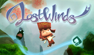 LostWinds WiiWare cover (WLWP)
